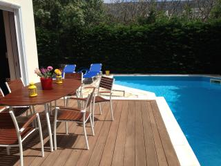 HOUSE IN ATHENS 5 MIN. FROM THE BEACH WITH PRIVATE SWIMMING POOL - East Attica Region vacation rentals