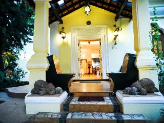 Get pampered in small paradise - Siolim vacation rentals