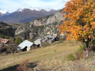 Appt loc.Queyras regional park,Htes Alpes.France - Hautes-Alpes vacation rentals