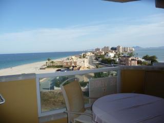 Seafront Apartment La Manga del Mar Menor, Spain - La Manga del Mar Menor vacation rentals
