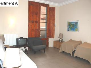 Avinyo Mansion Old Port Ramblas 2 bedrooms wifi - Barcelona vacation rentals