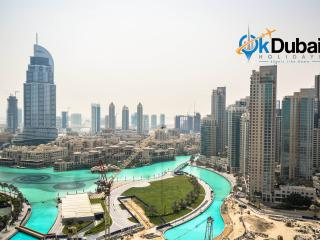 Pansy Downtown SP 2501 - Dubai vacation rentals