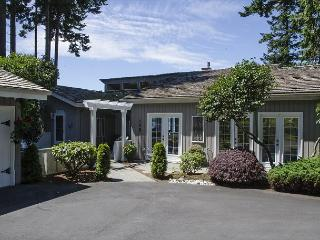 180 degree westside water view Cape Cod style retreat home - Whidbey Island vacation rentals