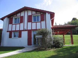 Villas d'HARRI-XURIA Villas 4 OHIANA - Bayonne vacation rentals