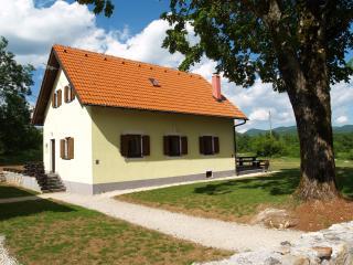 Vacation house Lovinac - Zadar County vacation rentals