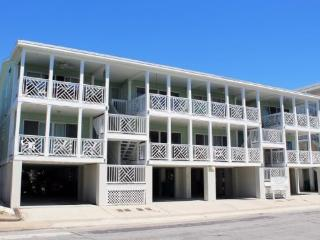 South Beach Ocean Condos - North - Unit 1 - Just Steps to the Beach - Ocean View - FREE Wi-Fi - Tybee Island vacation rentals