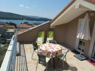 App Mara Cres with Terrace and Sea View * * * * - Cres vacation rentals