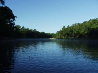 Miller Lake Retreat, a very private getaway - Antlers vacation rentals