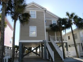 Moon Shadow Oceanfront 4 Bedroom w/Private Pool - Surfside Beach vacation rentals