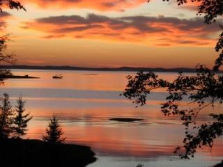 Frenchman Bay Retreat Near Acadia - DownEast and Acadia Maine vacation rentals