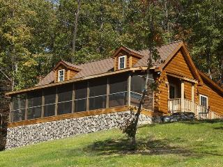 Kalmia Log Cabin in Shenandoah Woods: Mtn views! - Luray vacation rentals