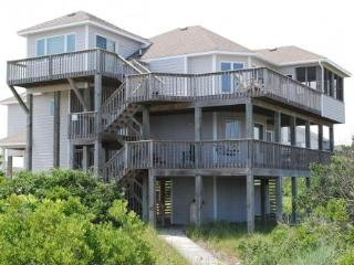 Third house from water, great ocean views! - Corolla vacation rentals