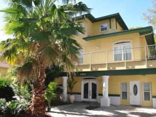 Luxurious Mediterranean Resort, Pool, Boat, HotTub - New Braunfels vacation rentals