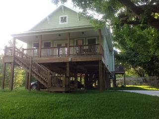 Home among the forest and Clear Creek - Alvin vacation rentals