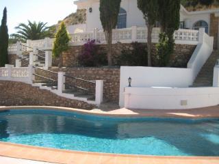 Todosol Dream! Villa with private pool, Sea views! - Aguilas vacation rentals