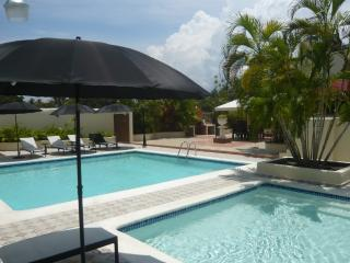 VILLA WITH 2 POOLS AND TENNIS NEAR THE BEACH - Peravia Province vacation rentals