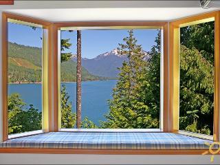 Quiet Cove Lake House on Lake Cushman - Lilliwaup vacation rentals