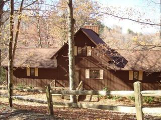 Wolf Laurel Ski Chalet - Mars Hill vacation rentals
