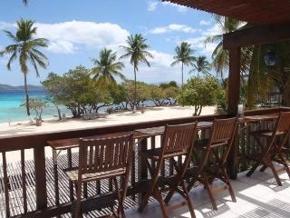 Luxury Condo on Sapphire Beach - East End vacation rentals