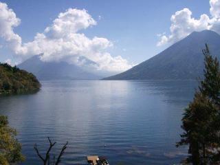 3 Bedroom Lakefront Villa with Pool and Hot Tub - Guatemala vacation rentals