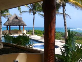 Great Ocean View, pool level luxury condo #401 - Majahual vacation rentals
