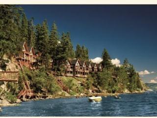 Lakefront Cottage on Okanagan Lake with boat dock - Kelowna vacation rentals