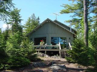 Waterfront home near Bar Harbor, abutting Acadia, - Seal Cove vacation rentals