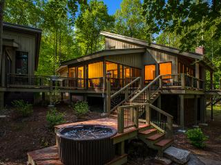 The Tree House at Wild Rock Near Fayetteville, WV - Hico vacation rentals