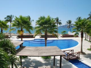 Beatiful view of the Bay Snt. Lucia in Acapulco - Acapulco vacation rentals