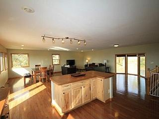 Spectacular view home right on the wine trail! - Makanda vacation rentals