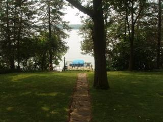 One of the few rentals on Rock Lake - Milton vacation rentals
