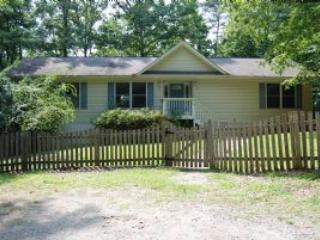 Oak Grove Cottage - Louisa vacation rentals