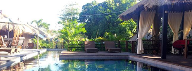 front pool 8x8 with 20m lap pool - Kampung168 - Jimbaran - rentals