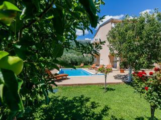 Villa Lucija with swimming pool near Trogir - Trogir vacation rentals