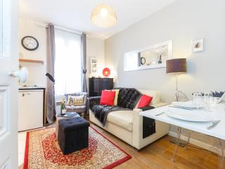 French Kiss - Cozy One-Bedroom in Montmartre - 14th Arrondissement Observatoire vacation rentals