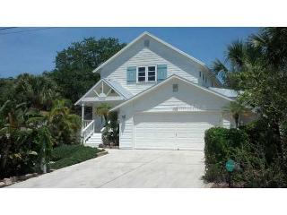 4 bedroom Key West style pool home minutes to village and beach - Siesta Key vacation rentals