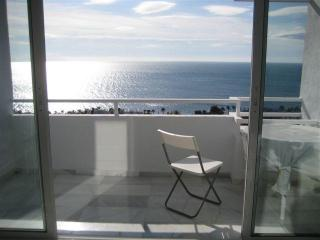 Luxe Studio Seafront, 14th Floor, Incredible View - Costa de Almeria vacation rentals