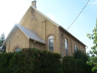 1869, charming yellow brick church- SummitHaven B - Burlington vacation rentals