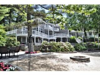 Exquisite Lake Winnipesaukee Waterfront Home - Alton vacation rentals