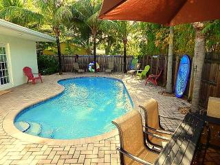 Luxury 5 Bedroom Oasis with Private Heated Pool - Fort Lauderdale vacation rentals