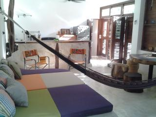 BEST OPTION IN TULUM: NEW CONDO EK BALAM, 1 BEDROOM, WITH POOL AND HUGE TROPICAL GARDEN - Tulum vacation rentals