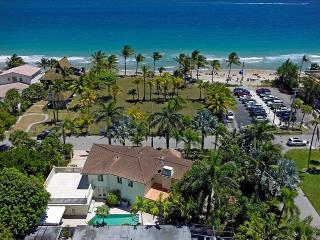 Atlantic Beach House.. Ocean front home. - Fort Lauderdale vacation rentals