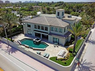 Beach Mansion.. Luxury Oceanfront Estate. - Fort Lauderdale vacation rentals