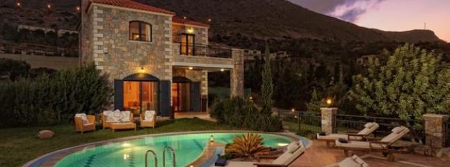 Gardenview from Poolterasse - Villa Erato / Koutouloufari lux. Villa & Pool - Hersonissos - rentals