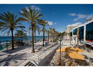 MARBELLA BEACHFRONT WITH BIG TERRACE - Marbella vacation rentals