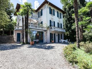 Stresa romantic period villa - Stresa vacation rentals