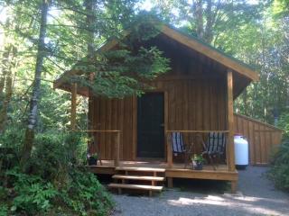 Eco Cabin in Honeymoon Bay, BC - Honeymoon Bay vacation rentals
