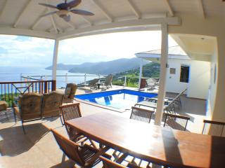 $195 per room, per night, Villa Del Mar on Tortola - West End vacation rentals