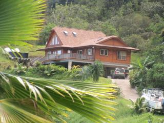 Ocean View Red Cedar Chalet - Oahu vacation rentals