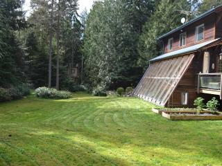 Unique cottage on private acres-Port Townsend, WA - Sequim vacation rentals